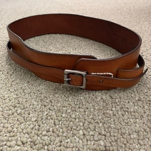 GAP cow leather belt